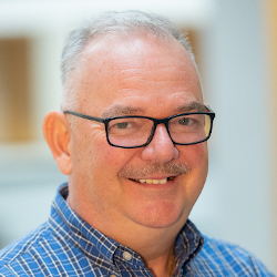Rich McFeaters, Technical Advisor, ABA